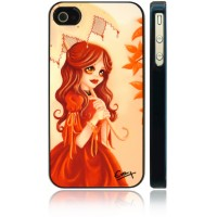 Coque I-PHONE 4 original par Eva Pierrot