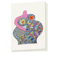 Notebook Nana Millefiori by Niki de Saint Phalle