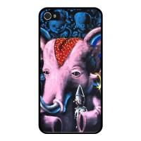 Design smartphone case gift by the french artist Moya