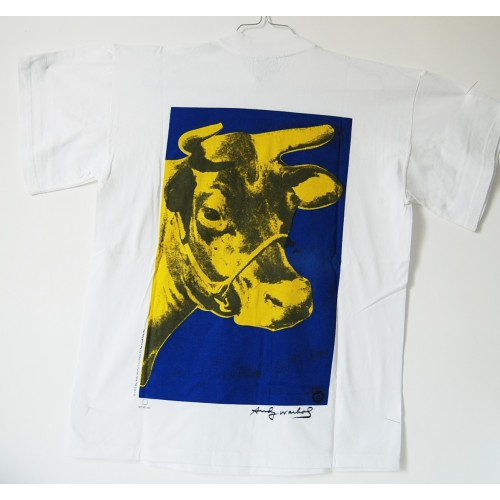 Tee-Shirt Andy Warhol de collection