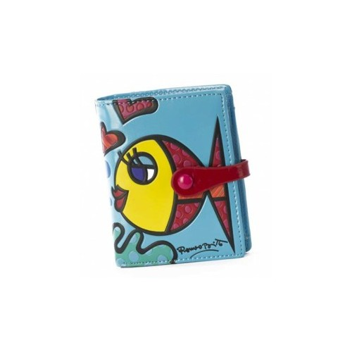Porte-monnaie Britto original Poisson