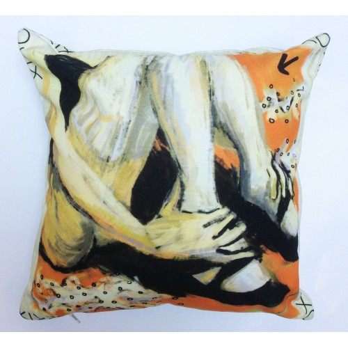 Coussin Pop Fun Design en couleurs par Xixo