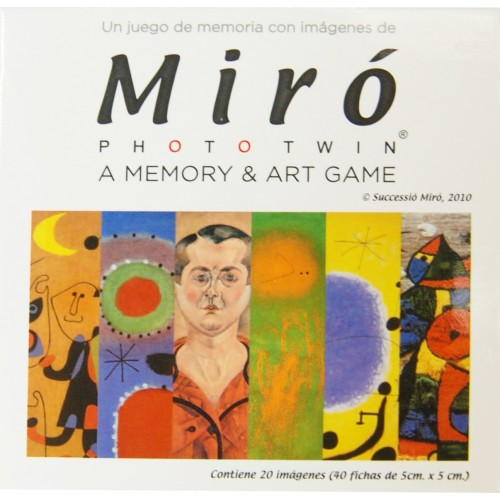 A Memory and Art Game MIRO