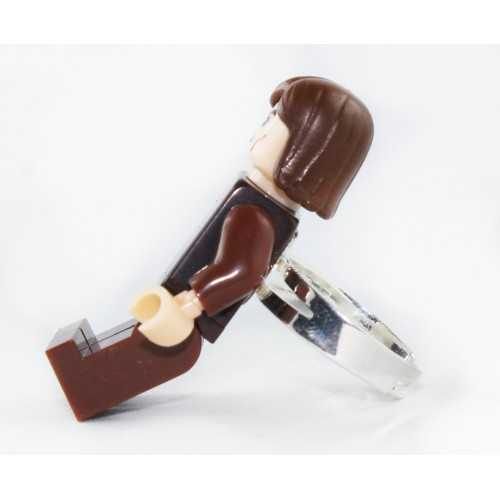 Lego ring Star Wars by the french creator Bijoux Nomada
