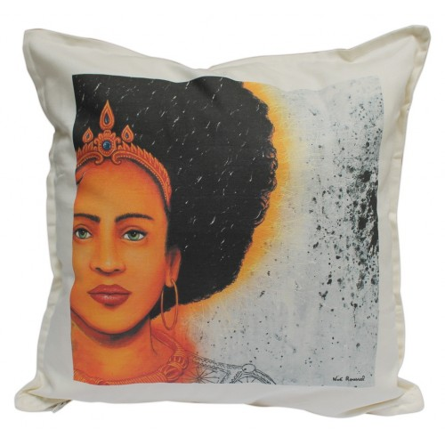 Cushion limited edition Frida Kahlo by the artist Noé Roussel
