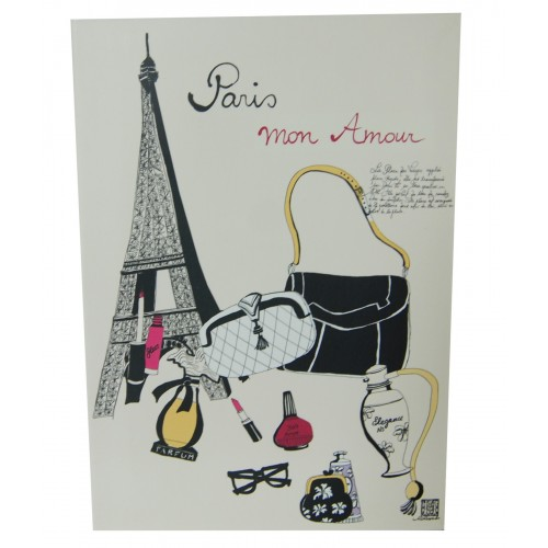 notebook theme Paris by Martine Rupert