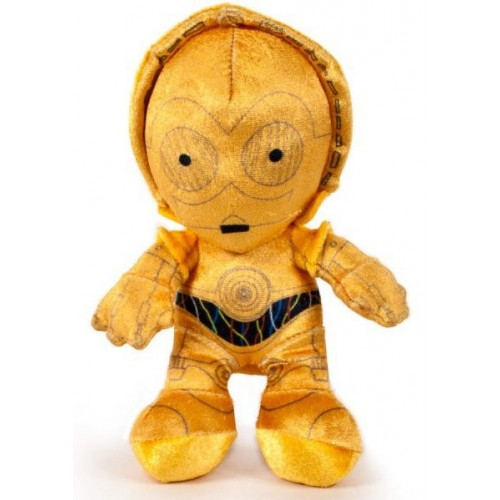 Plush Star Wars C-3PO small