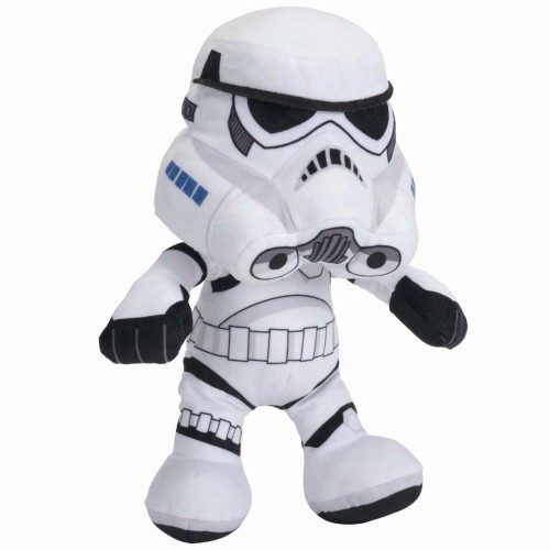 Plush Star Wars Stormtrooper medium