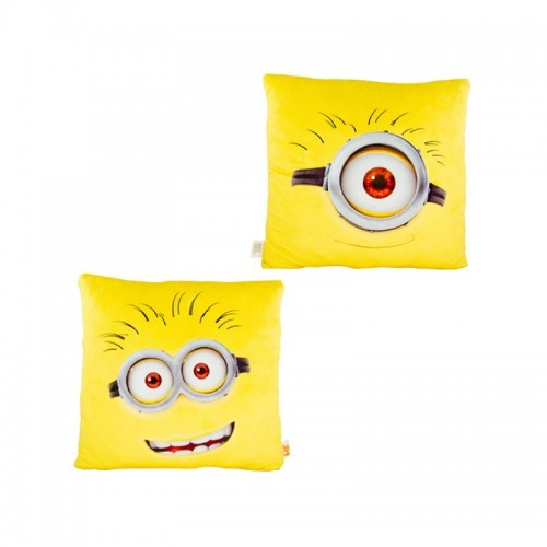 Cushion Minions faces