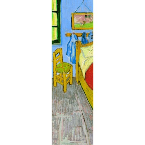 Bookmark Van Gogh gift giving collector Bedroom in Arles