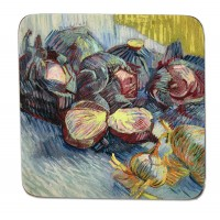 Set of 6 Coaster by Van Gogh