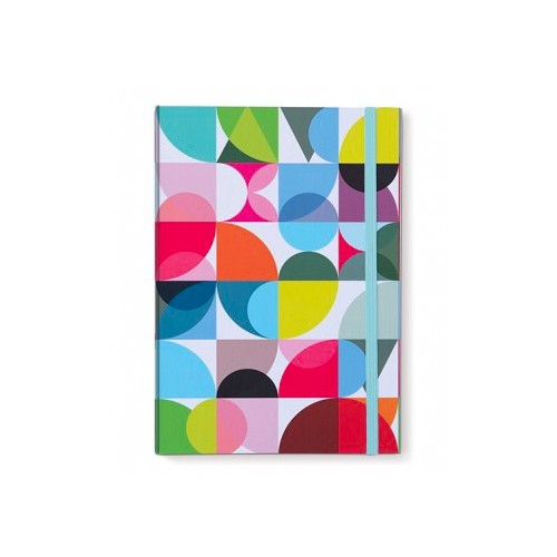 Coloroful Note Book A4 solena