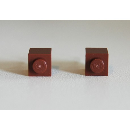 Lego earings grey by the french creator Sno0oze