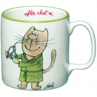 Original mug by the french artist Siné