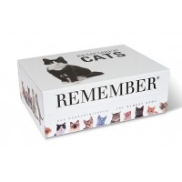 Memory and Art Game cats