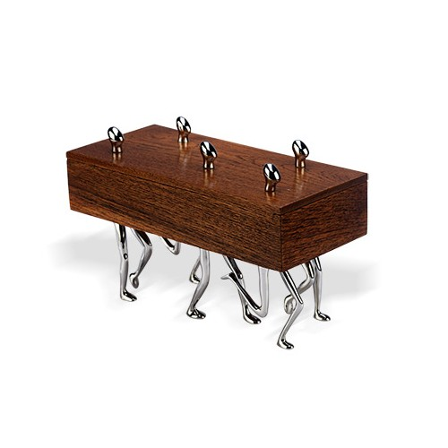 "Jewels box ""5 walkers"" by Mukul GOYAL"
