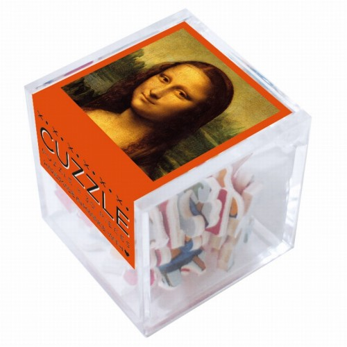 Cuzzle Mona Lisa Orange