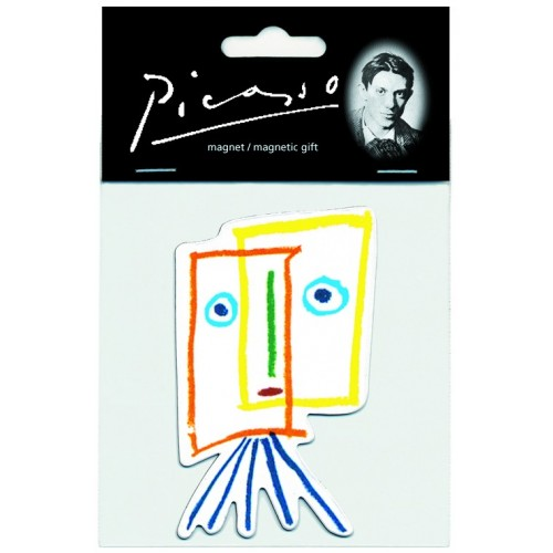 Collector magnet Picasso
