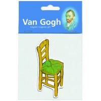 Collector magnet Van Gogh The Chair