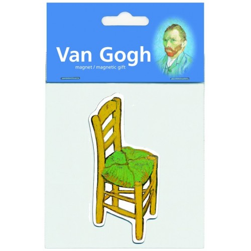 Magnets Van Gogh La Chaise