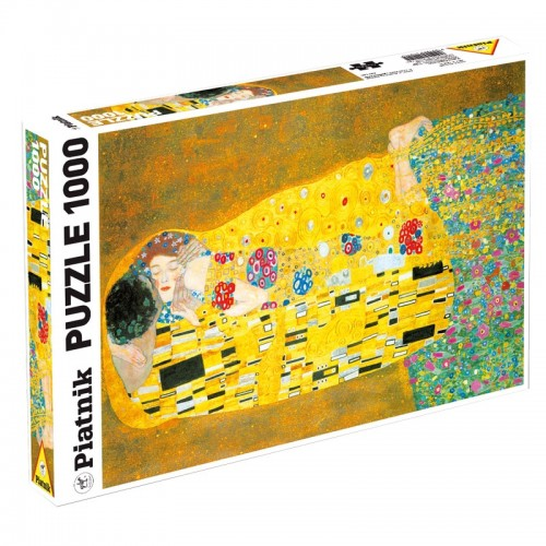 Puzzle Klimt The kiss - 1000 pieces