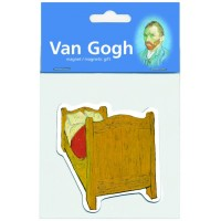 Collector magnet Van Gogh The bed
