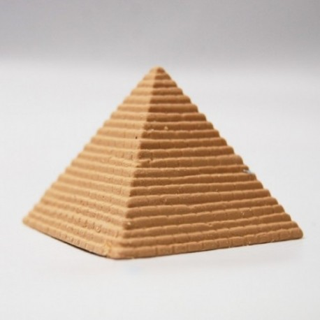 Gomme 3D pyramide