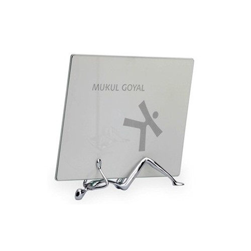 "Porte-photo ""Squeeze"" grand format de l'artiste Mukul GOYAL"