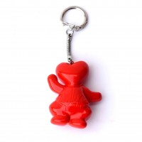 Mr Lover red keychains by Faben
