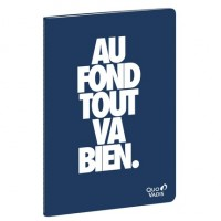 Notebook of 64 pages by the french urban artist Benjamin Juveneton.