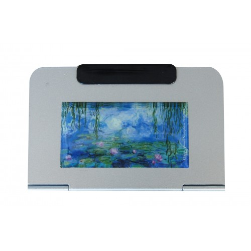 Perpetual calendar Monet Waterlily gift giving