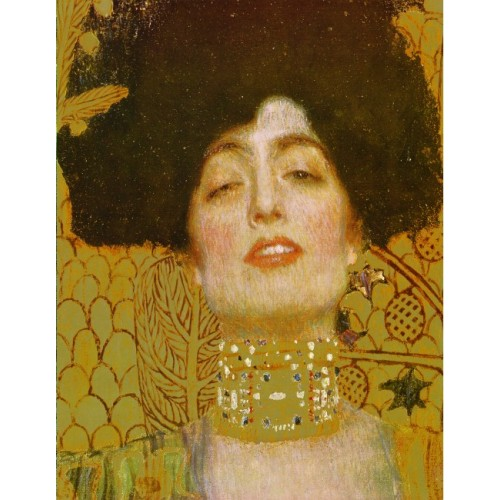 Book illustred by Gustave Klimt famous austrian artist