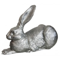 Collection lapin design couleur Argent de Ottmar HÖRL