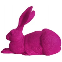 Collection lapin design couleur rose de Ottmar HÖRL