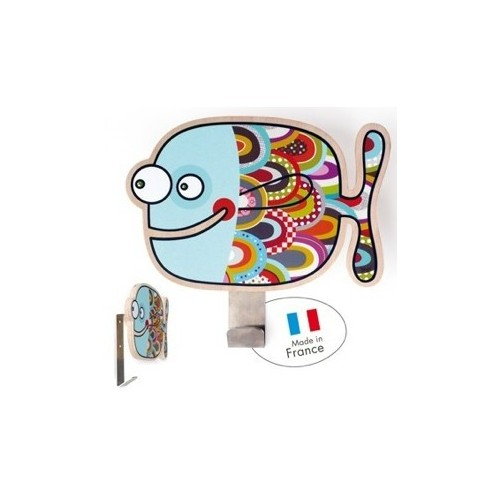 Big Fish coat hook by Ségo