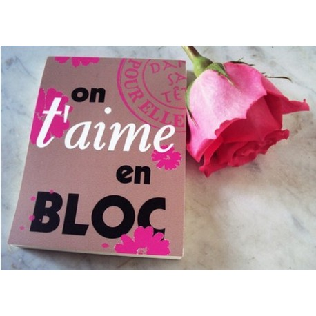 Block We love you for her by Alicia and Rafael Alonzo