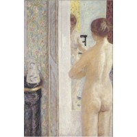 Painting poster by Pierre Bonnard
