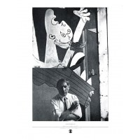 Photo poster Pablo Picasso by Seymour