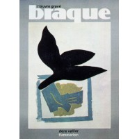 Painting poster L'oeuvre gravé by Braque