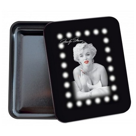 BOITE A BONS POINTS Marilyn lumiere