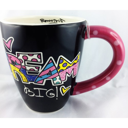 DREAM mug collector by Britto