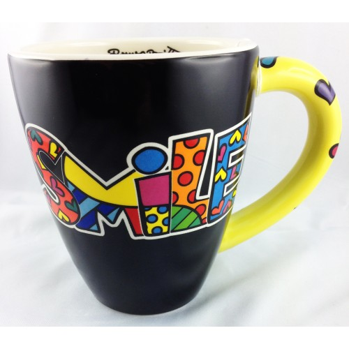 LOVE mug collector by Britto
