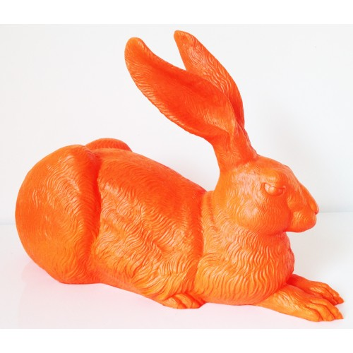 Collection lapin design couleur orange de Ottmar HÖRL