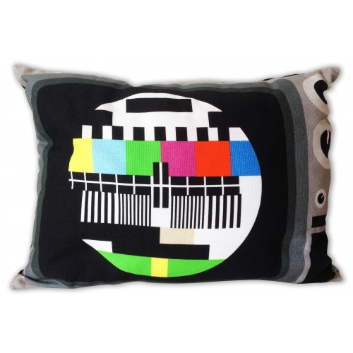 Original trendy cushion pure cotton Techno TV by AK-LH