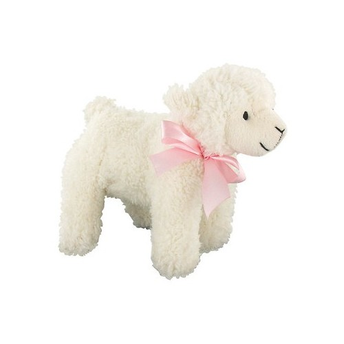 The sheep from Marie-Antoinette's farm cuddly toy