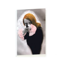 Notebook Niki de Saint Phalle taking aim