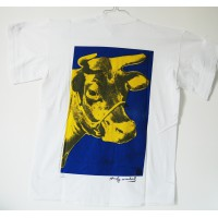 T-shirt Andy Warhol de collection