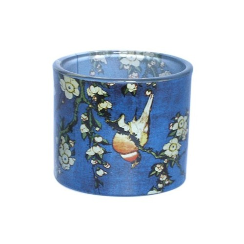 Tealight candle holder Hokusai