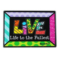 Collector magnet by Britto with feeling Live