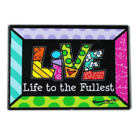 collector magnet by Britto